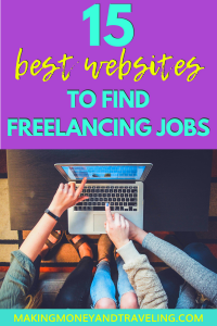 15 Best Websites To Find Freelancing Jobs
