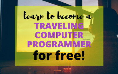 Become a Traveling Programmer… For Free!