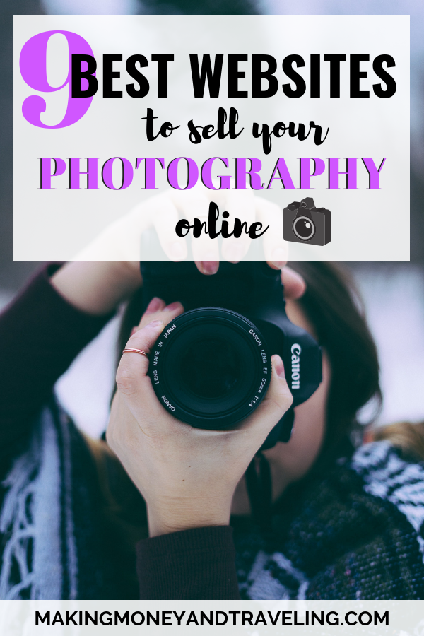 Best Website to Sell Photos Online