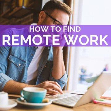 Find Remote Work